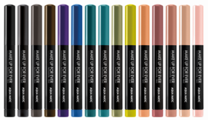 15色AQUA MATIC防水高效眼影筆($200) ,由眼線到highlight都做到。