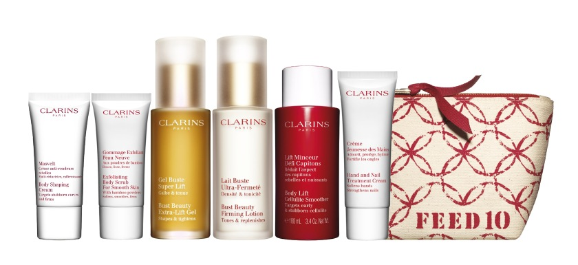 Clarins Dual Bust Set_$1080