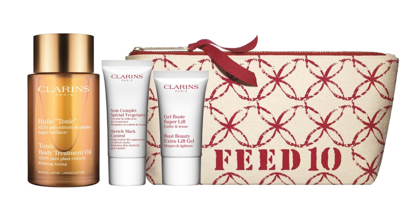 Clarins Tonic Oil Collector Set_$530