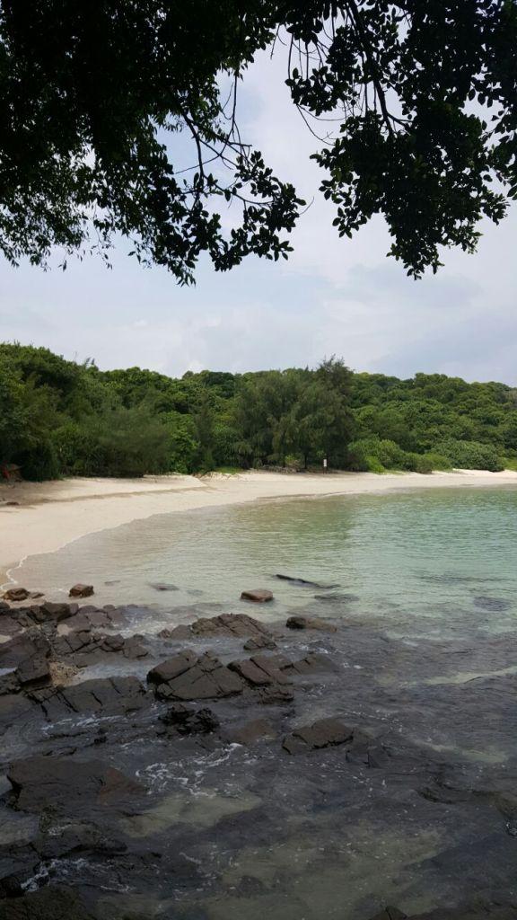 美美的東平洲(友人拍的~)