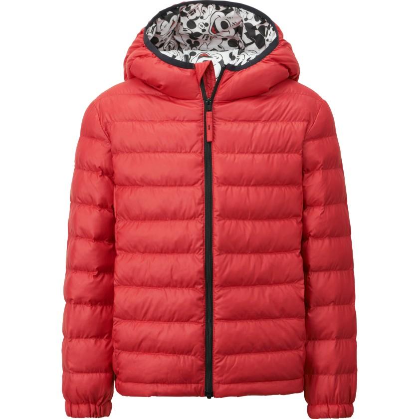 Disney Project輕型保暖連帽外套  $399