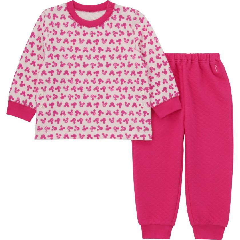 Disney Project夾棉睡衣 [長袖]  $129