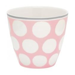 Aura桃色拿鐵杯