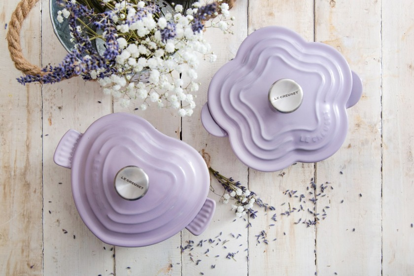 迷你花形及心形鑄鐵鍋 (Lavender).jpg